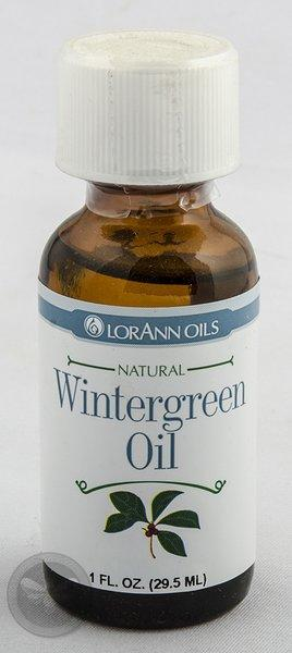 Wintergreen oil 1fl oz